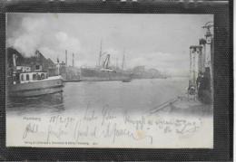 AK 0345  Hamburg - Hafen Um 1901 - Mitte