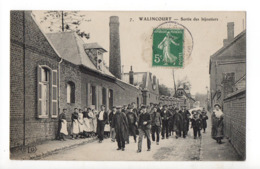 WALINCOURT - 59 - Nord - Sortie Des Bijoutiers - Altri Comuni