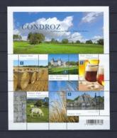 N°BL202 Condroz MNH ** POSTFRIS ZONDER SCHARNIER SUPERBE - Blocks & Sheetlets 1962-....
