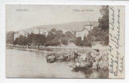 Abbazia - Villen Am Hafen - Undivided Back - Croatia