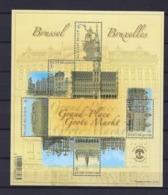N°BL193 Brussel MNH ** POSTFRIS ZONDER SCHARNIER SUPERBE - Blocks & Sheetlets 1962-....