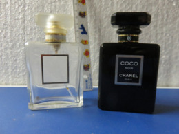 2 Vapo  Vide Chanel Coco - Flacons (vides)