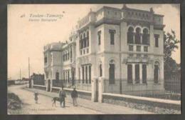 CPSM. France. Toulon. Tamaris. Institut Biologique. Petites Rousseurs. - Monuments