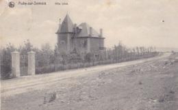 Auby-sur-Semois Villa Léna Circulée En 1909 - Bertrix