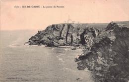 ILE DE GROIX  -  LA POINTE DE PENMEN ( Edts HLM 1370 ) - Groix