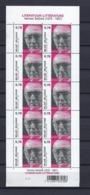 N°F3477 (pltn°2) Herman Teirlinck 2006 MNH ** POSTFRIS ZONDER SCHARNIER NOMINAAL € 7,80 SUPERBE - Feuillets