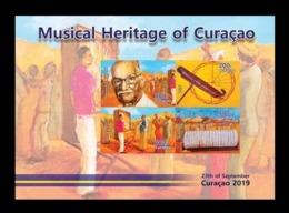 Curacao 2019 Mih. 507/10 (Bl.33) Musical Heritage Of Curacao MNH ** - Curaçao, Antilles Neérlandaises, Aruba