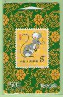 New Zealand - 1996 Year Of The Rat $50 - NZ-D-3 - VFU - Neuseeland