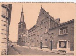 St-Amandsberg - Instituut O.L.V. Visitatie - Voorgevel - Gent