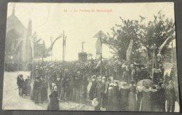 CPA 29 RUMENGOL - ( LE FAOU ) - Le Pardon - N° 44 GB - Réf. N 25 - Francia