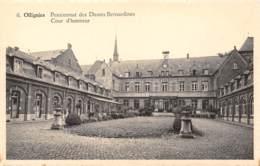 OLLIGNIES - Pensionnat Des Dames Bernardines - Cour D'honneur - Lessines