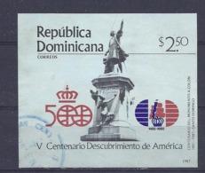190032223  REP.  DOMINICANA  YVERT   HB  Nº  38 - Dominikanische Rep.