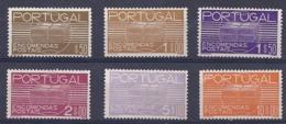 190032224  PORTUGAL  YVERT   TPCP  Nº  18/21+24/5  */MH  (NO GUM) - Neufs