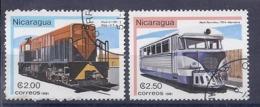 190032227  NICARAGUA  YVERT   Nº  1173/4 - Nicaragua