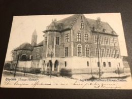 Staden - Vieux Manour - Ed. Aug. & AL. Feys Coiffeurs - Gebruikt 1903 - Staden