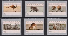 Australia 1994 Koalas & Kangaroos 45c - NO OVERPRINT Set Of 6 MNH - 1990-99 Elizabeth II