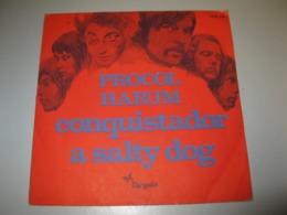 VINYLE PROCOL HARUM 45 T CHRYSALIS / WEA (1972) - Vinyl-Schallplatten