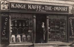 RP: KJOGE , Denmark , 1928 ; Store Front - Danimarca