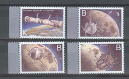 Transnistria 2019 Soviet Program Space Exploration 4v**MNH - Moldova