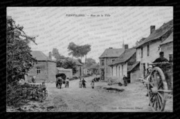 Fienvillers – Rue De La Ville (Imp.Elbeuvienne). - Francia