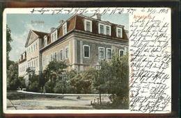 40409137 Arnstadt Ilm Arnstadt Schloss X 1908 Arnstadt - Arnstadt