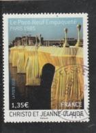 France 2009 LE PONT NEUF A PARIS YT 4369 OBLITERE A DATE - Gebraucht