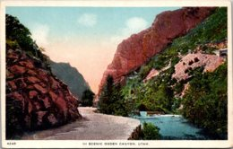 Utah Ogden Canyon Scenic View - Ogden