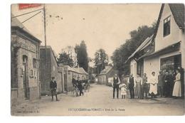 /80/ FEUQUIERES EN VIMEU RUE DE LA POSTE - Other Municipalities