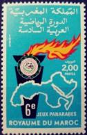 MOROCCO - MNH** - 1985 - # 991 - Morocco (1956-...)