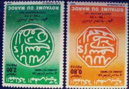 MOROCCO - MNH** - 1986 - # 1001/1002 - Morocco (1956-...)