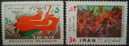 IRAN - MH* - 1979 - # 2000/2003 - Iran