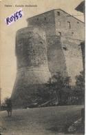 Umbria-terni-fabro Castello Medioevale Veduta Parziale Castello Fine Anni 20 (v.retro) - Italy