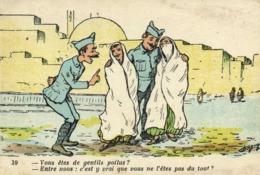 A.F.N  L Chagny - Vous Etes De Gentils Poilus ? - Entre Nous :c'est Y Vrai Que Vous Be L'etes Pas Du Tout ? RV - Humour