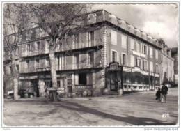 Carte Postale 48. Mende  Hotel De Paris   Très Beau Plan - Mende