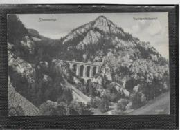 AK 0346  Semmering - Weinzettelwand / Verlag Würthle & Sohn Nachf. Um 1909 - Semmering