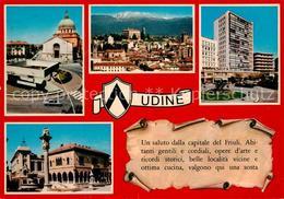 73168404 Udine Kathedrale Denkmal Panorama Udine - Non Classés