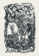 Ex Libris Jutka - Istvan Drahos (1895-1968) - Ex-libris