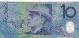 Australie - Billet De 10 Dollars - Paterson & Gilmore - Polymère - P52b - Emissioni Governative Decimali 1966-...