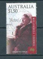 2000 Australia Queen Victoria $1.50 Used/gebruikt/oblitere - 2000-09 Elizabeth II