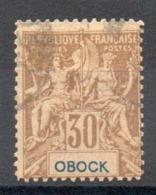 OBOCK - YT N° 40 - Cote: 23,00 € - Obock (1892-1899)