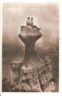 (alpinisme, Escalade) Die Steinerne Sennerin (Agnes). Carte Neuve, 1930, SUP. - Escalade