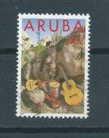 1993 Aruba 40 Cent Dera Gai Used/gebruikt/oblitere - Curacao, Netherlands Antilles, Aruba