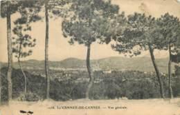 06 - LE CANNET DE CANNES  - VUE GENERALE - 1038 - Le Cannet