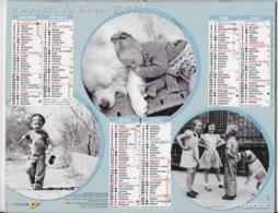 Almanach Du Facteur 2014 Rhone - Calendarios