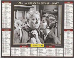 Almanach Du Facteur 2003 Rhone - Calendarios