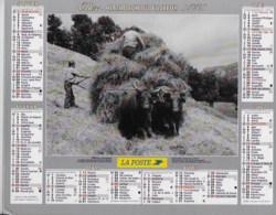 Almanach Du Facteur 2006 Rhone - Calendarios