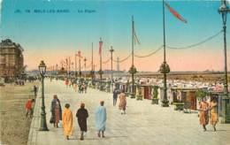59 - MALO LES BAINS - LA DIGUE - C.A.P. - 78 - Malo Les Bains
