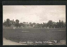 Pc Hartley Wintney, Cricket Green - England