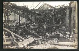 Pc Ipswich, Fire At Greyfriars Foundry, Trümmer - Ipswich