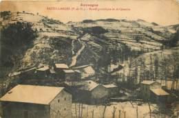63 - SAUXILLANGES - MASSIF DE ST QUENTIN - Andere Gemeenten